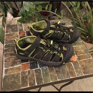 KEEN NEWPORT KIDS HIKING/WATER SANDALS 3
